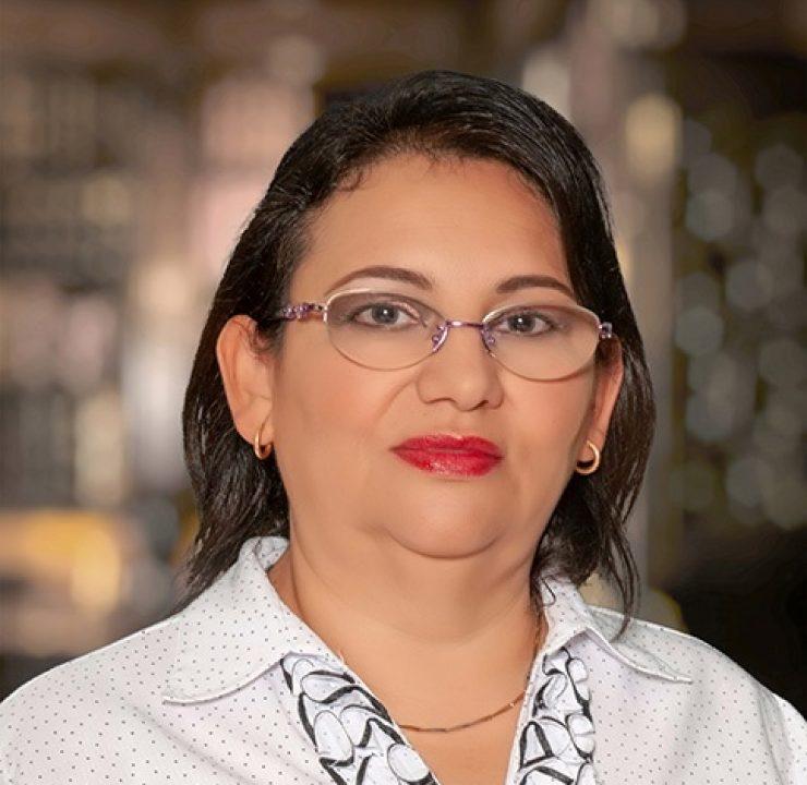 Pastora Amparo Castrillón